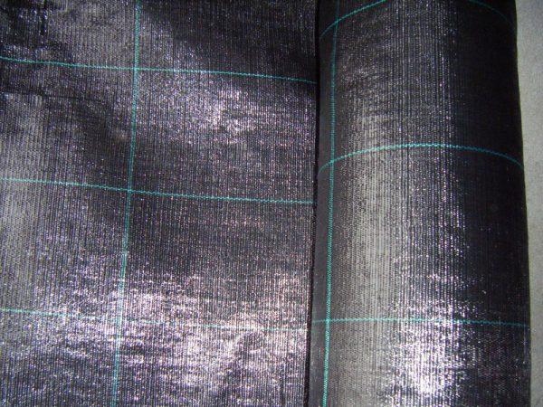 Malla Antihierbas de 100gr/m2 en color negro en Importaciones Mugar